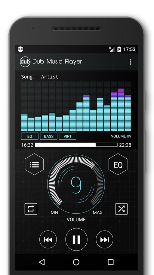 Dub Music Player Mod Apk