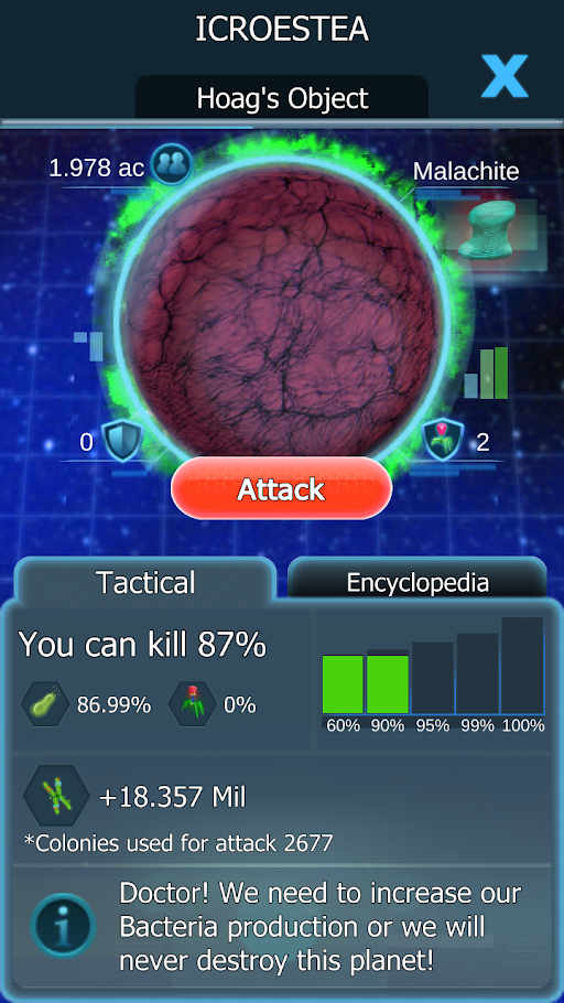 Bacterial Takeover - Idle Clicker Mod Apk