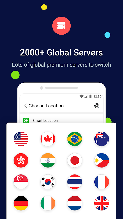 UFO VPN Mod Apk Download v2 2 0 [Premium Server Free