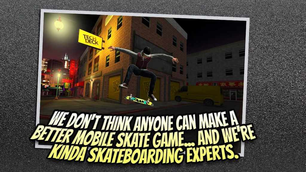 Tech Deck Skateboarding Mod Apk