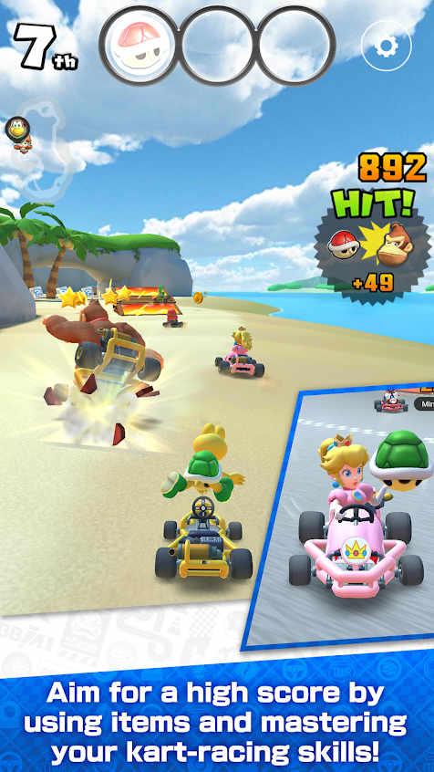 Mario Kart Tour Mod Apk
