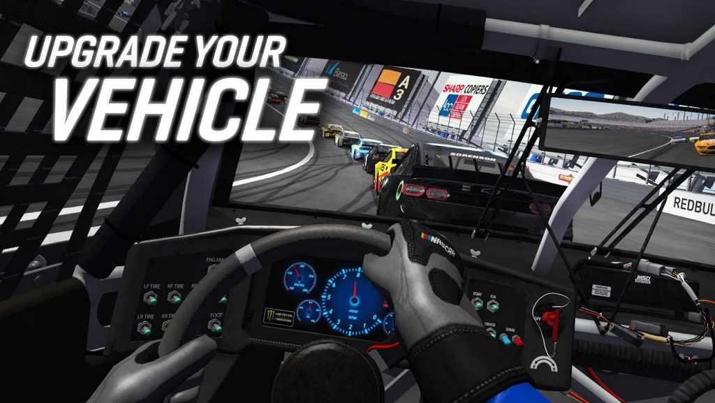NASCAR Heat Mobile Mod Apk