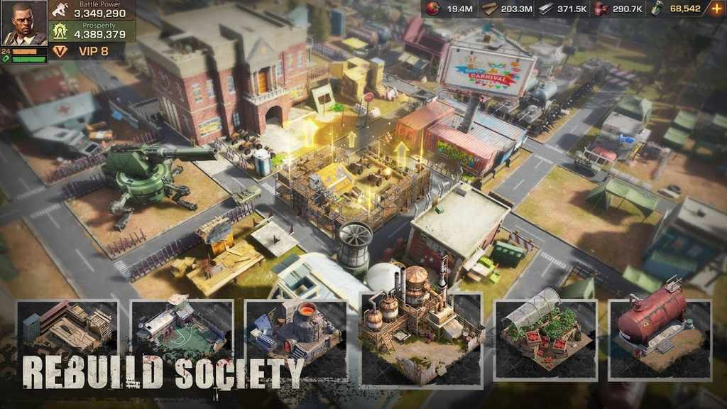 State of Survival Apk Full