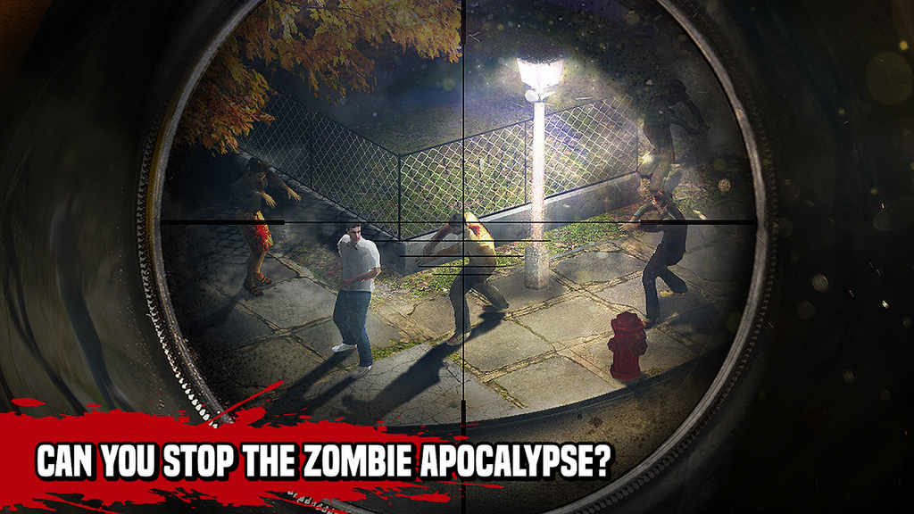 Zombie Hunter Sniper: Apocalypse Shooting Games Mod