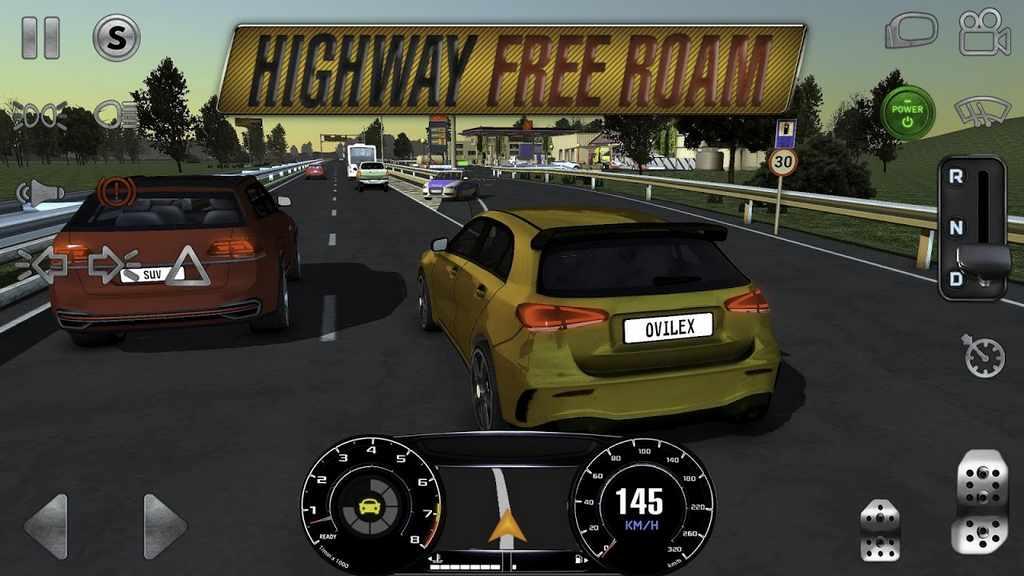Real Driving Sim Mod Apk