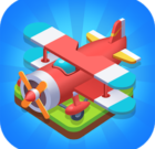 Merge Plane Mod Apk v1.19.1 (Coins/Diamond/Money)