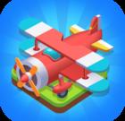Merge Plane Mod Apk v1.19.1 (Coins/Diamond/Money)