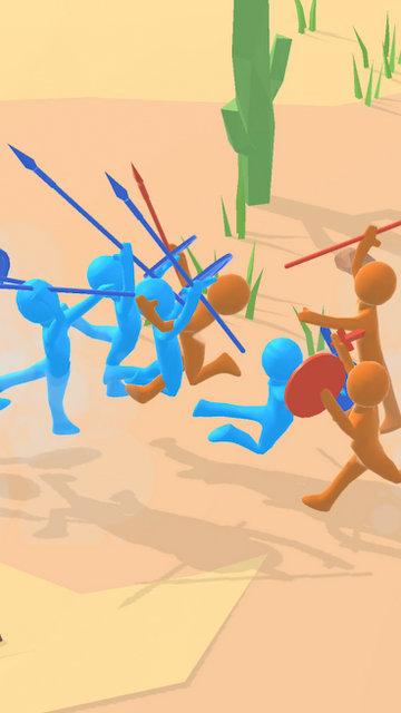 Big Battle 3D Mod Apk