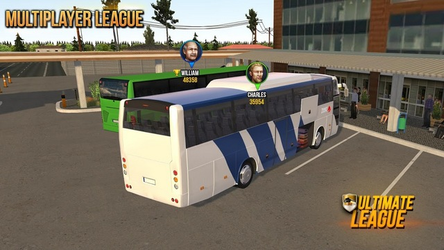 Bus Simulator : Ultimate Mod Apk