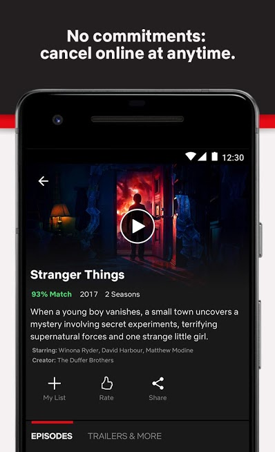 Netflix Cracked Apk