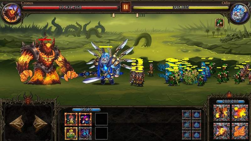 Epic Heroes War Mod Apk