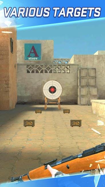 Shooting World 2 - Gun Shooter Mod Apk