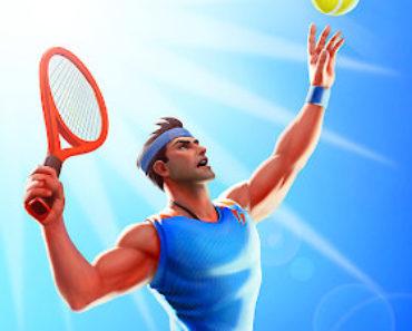 Tennis Clash 3D Mod Apk