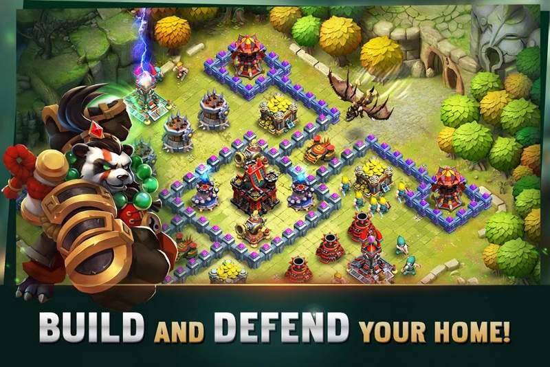 Clash of Lords 2 Mod Apk