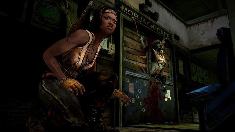 The Walking Dead Michonne Apk