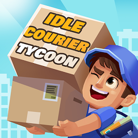 Idle Courier Tycoon Mod Apk
