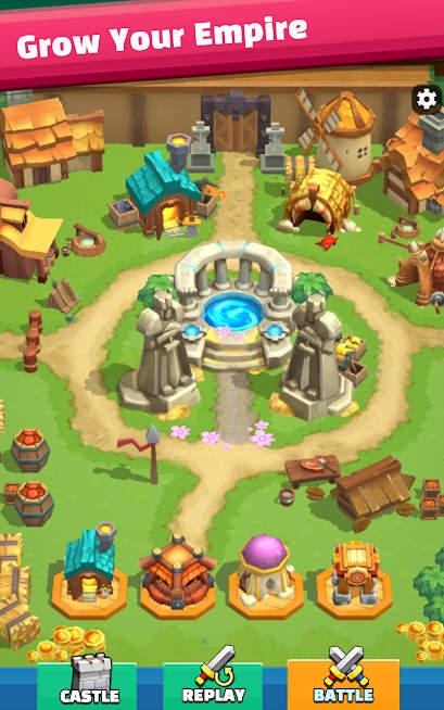 Wild Castle TD Mod Apk