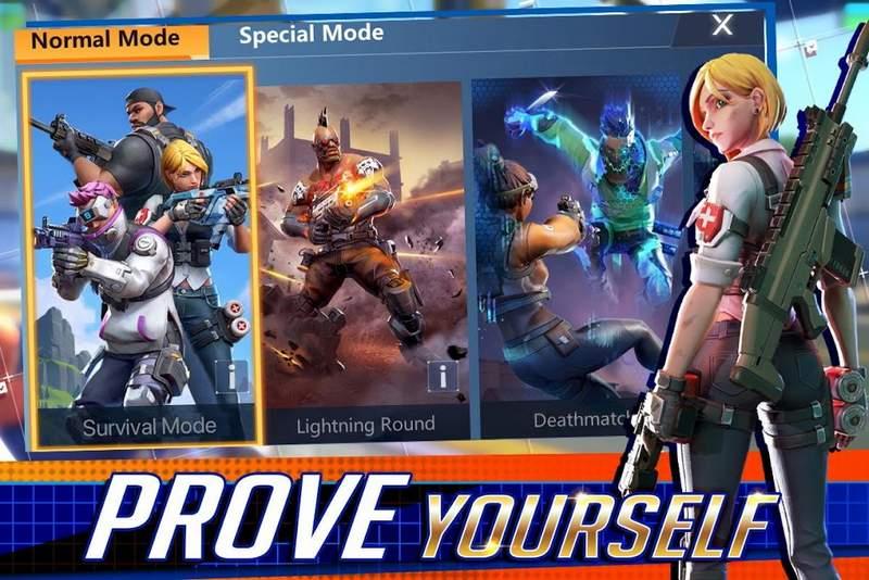Omega Legends Mod Apk